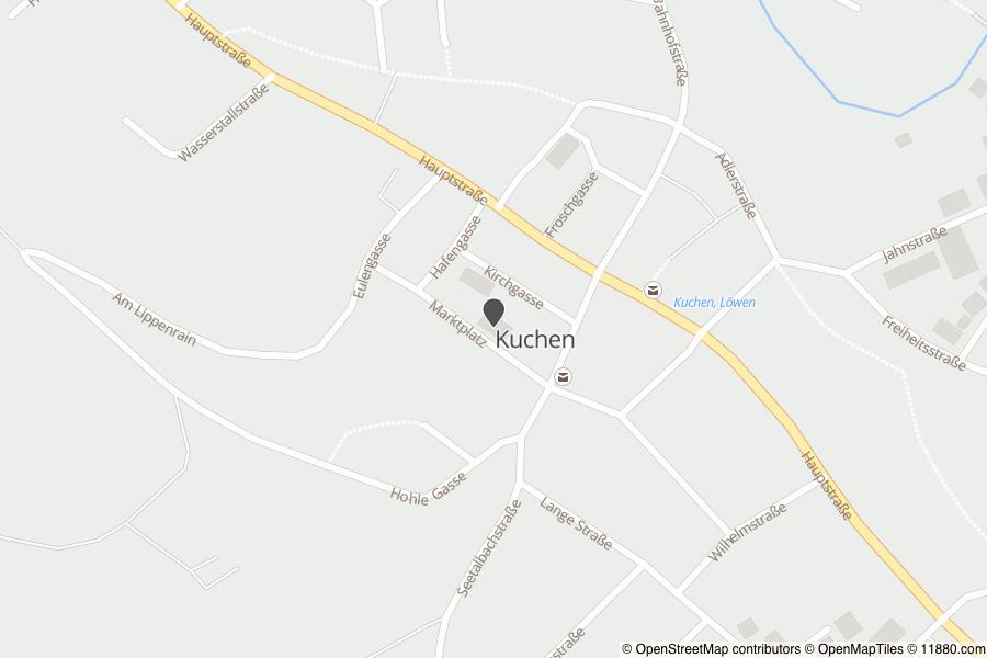 Gemeindeverwaltung Kuchen Tel 07331 9882