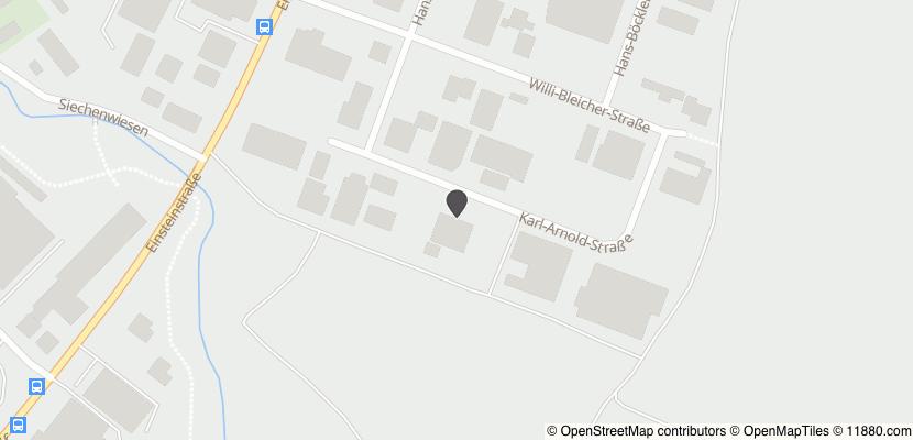 Auf Stadtplan Kirchheim unter Teck anzeigen