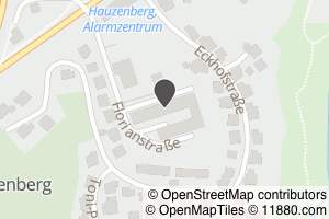 Auf Stadtplan Hauzenberg, Niederbayern anzeigen