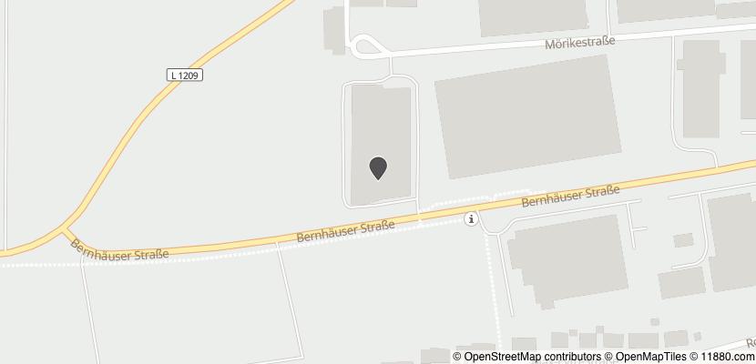 Auf Stadtplan Neuhausen auf den Fildern anzeigen