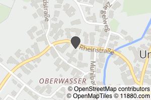 Auf Stadtplan Ottersweier anzeigen