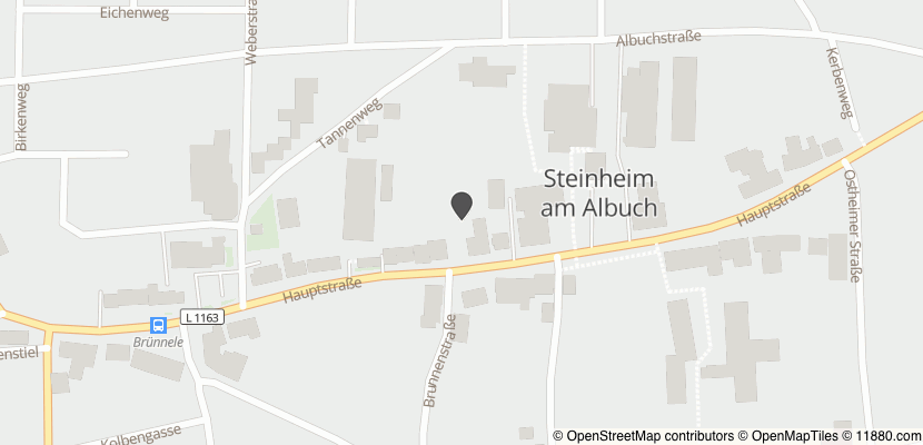 Auf Stadtplan Steinheim am Albuch anzeigen