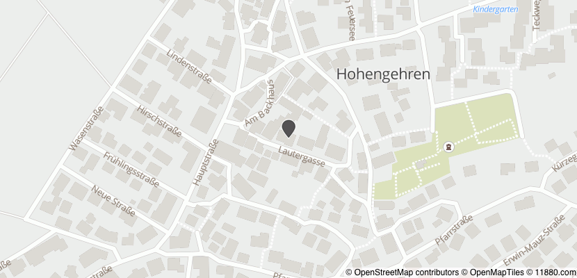 Auf Stadtplan Baltmannsweiler anzeigen