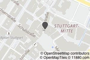 Auf Stadtplan Stuttgart anzeigen