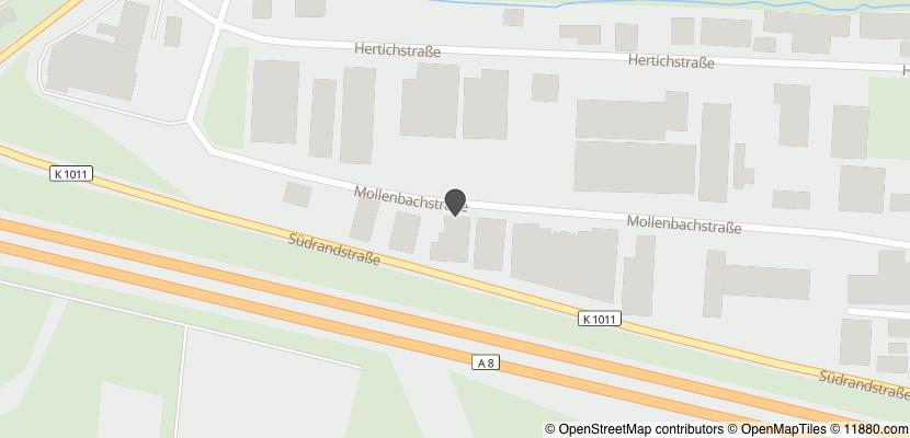 Auf Stadtplan Leonberg, Württemberg anzeigen