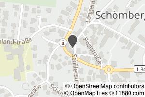 Auf Stadtplan Schömberg bei Neuenbürg anzeigen