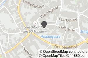 Auf Stadtplan Nördlingen anzeigen