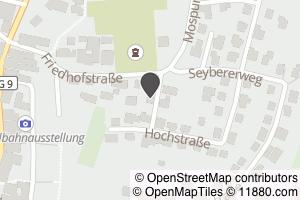 Auf Stadtplan Grafenau, Niederbayern anzeigen