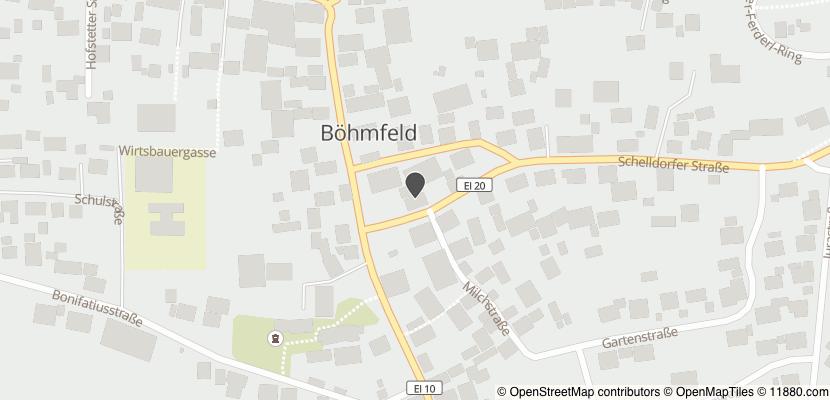 Auf Stadtplan Böhmfeld anzeigen