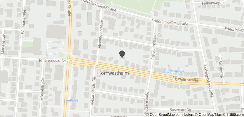 Auf Stadtplan Kornwestheim anzeigen