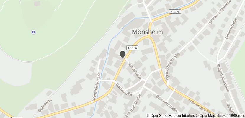 Auf Stadtplan Mönsheim anzeigen