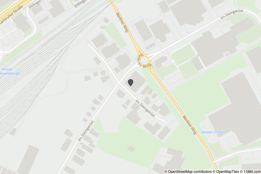 ▷ Grimm Küchen Rastatt GmbH & Co KG Logistikzentrum ✅ | Tel ...