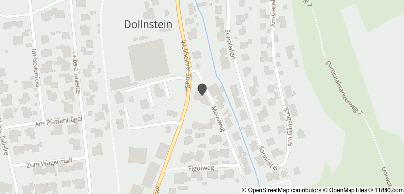 Auf Stadtplan Dollnstein anzeigen