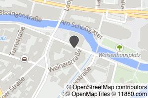Auf Stadtplan Pforzheim anzeigen