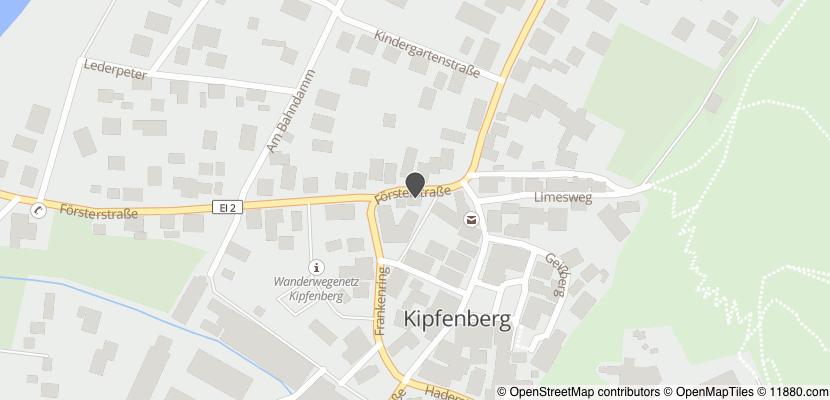 Auf Stadtplan Kipfenberg, Oberbayern anzeigen