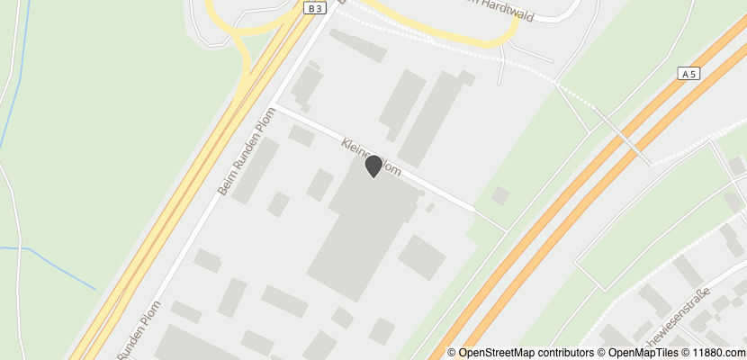 Auf Stadtplan Ettlingen anzeigen
