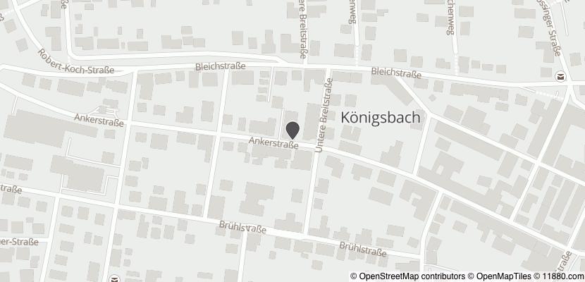 Auf Stadtplan Königsbach-Stein anzeigen