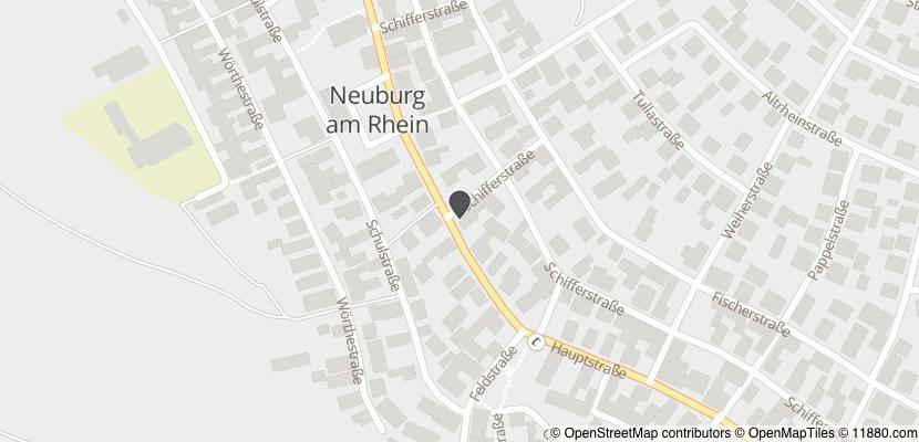 Auf Stadtplan Neuburg am Rhein anzeigen