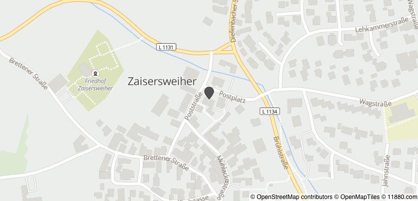 Volksbank Zaisersweiher