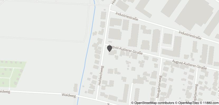 Auf Stadtplan Karlsruhe, Baden anzeigen