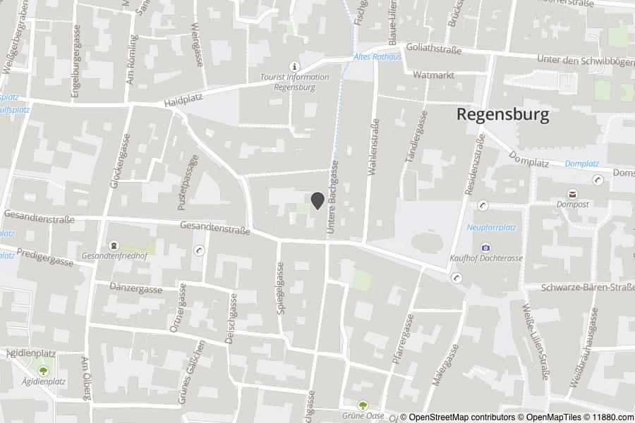 Karte Regensburg Altstadt.Ballett In Der Altstadt Huftle Annette Regensburg Telefon