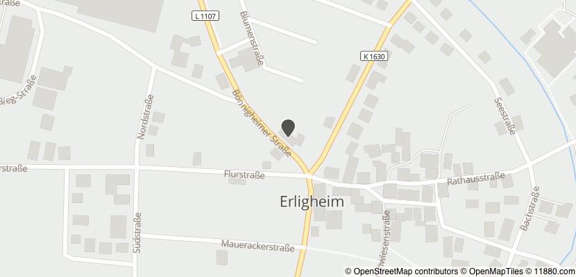 Auf Stadtplan Erligheim anzeigen