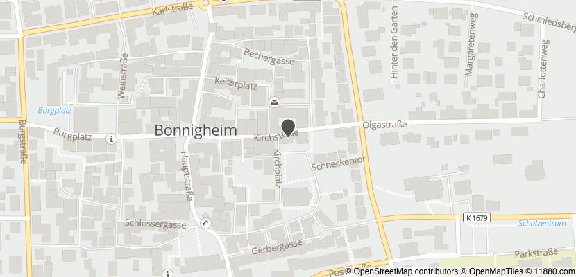 Auf Stadtplan Bönnigheim anzeigen