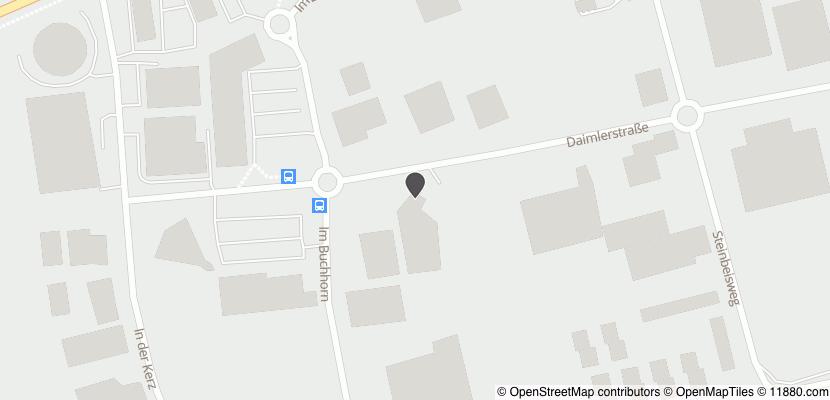 Auf Stadtplan Michelfeld, Kreis Schwäbisch Hall anzeigen