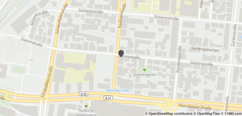 Auf Stadtplan Heilbronn, Neckar anzeigen