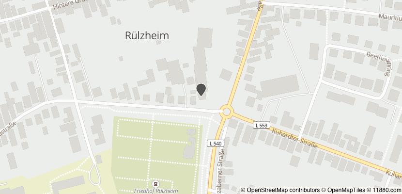 Auf Stadtplan Rülzheim anzeigen
