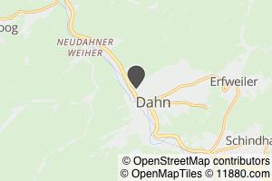 Auf Stadtplan Dahn anzeigen