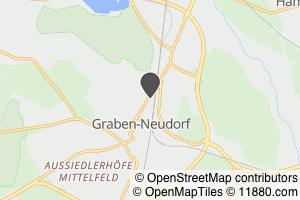 Auf Stadtplan Graben-Neudorf anzeigen