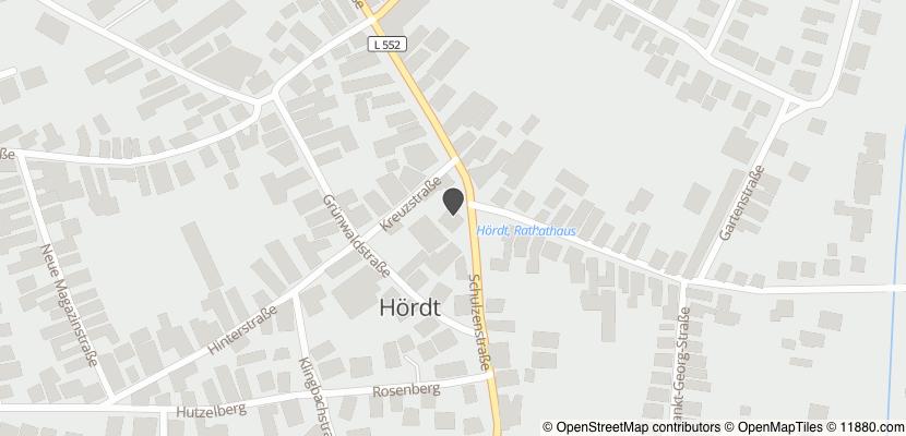 Auf Stadtplan Hördt, Pfalz anzeigen