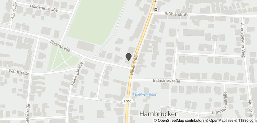 Auf Stadtplan Hambrücken anzeigen