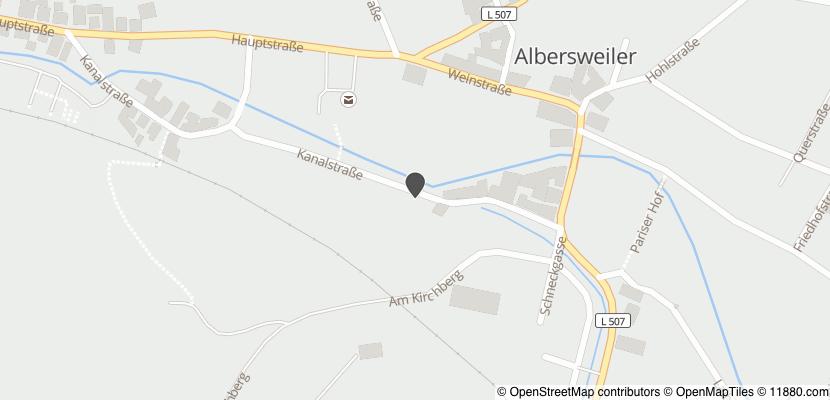 Auf Stadtplan Albersweiler anzeigen