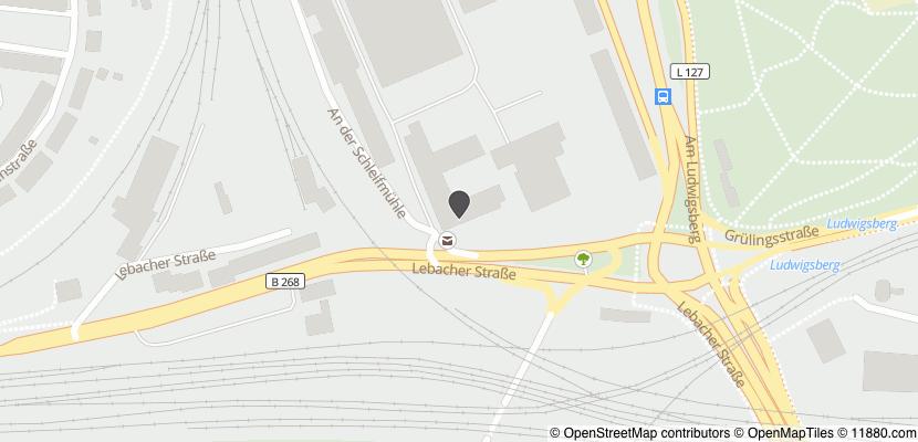 Auf Stadtplan Saarbrücken anzeigen