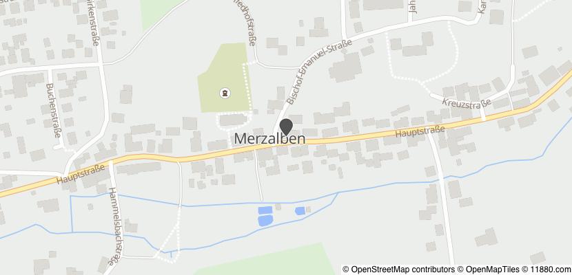Auf Stadtplan Merzalben anzeigen