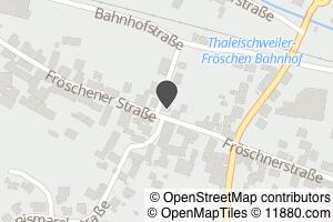 Auf Stadtplan Thaleischweiler-Fröschen anzeigen