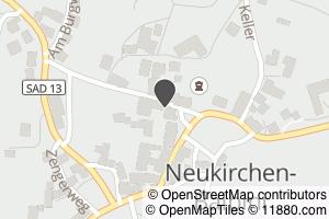 Auf Stadtplan Neukirchen-Balbini anzeigen
