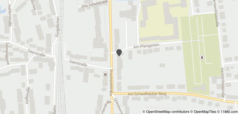 Auf Stadtplan Ensdorf, Saar anzeigen