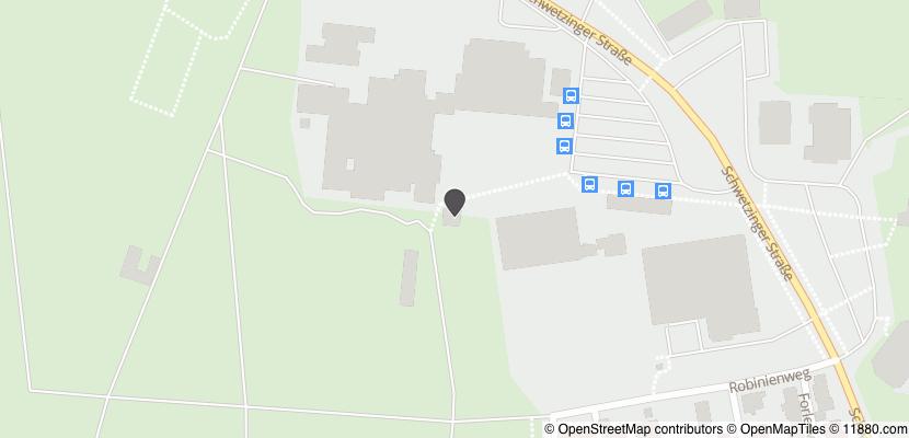 Auf Stadtplan Walldorf, Baden anzeigen