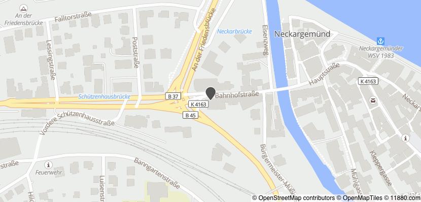 Auf Stadtplan Neckargemünd anzeigen