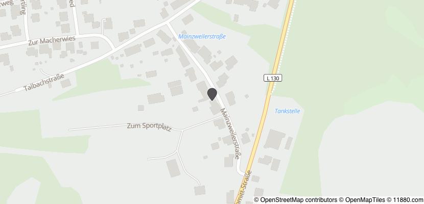 Auf Stadtplan Sankt Wendel, Saar anzeigen