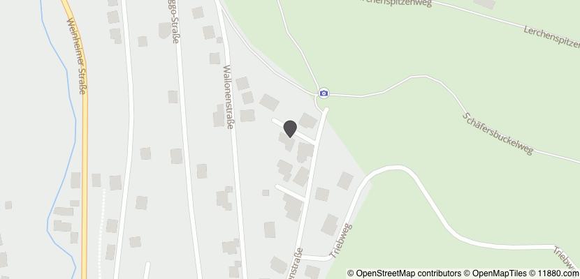 Auf Stadtplan Schönau, Odenwald anzeigen