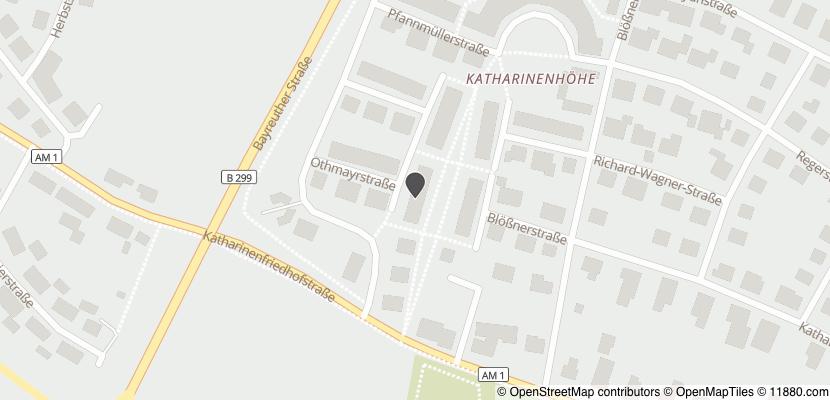 Auf Stadtplan Amberg, Oberpfalz anzeigen