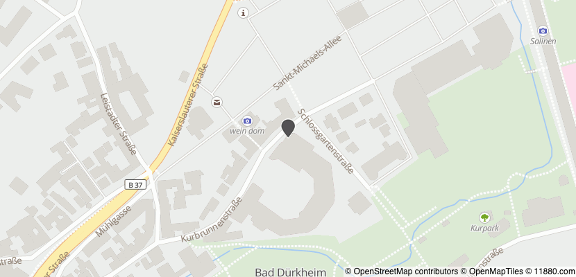 Auf Stadtplan Bad Dürkheim anzeigen