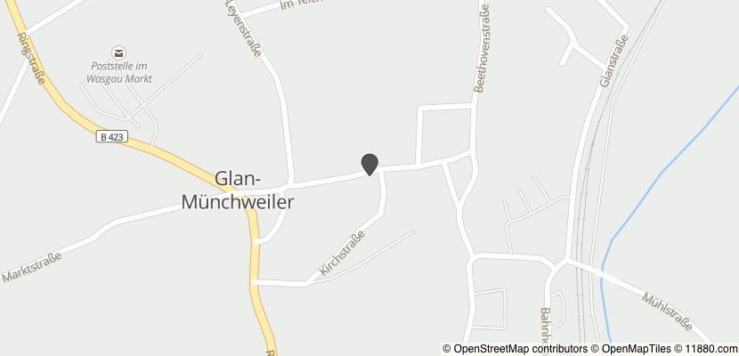 Auf Stadtplan Glan-Münchweiler anzeigen