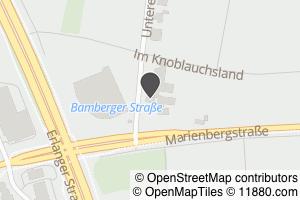 Auf Stadtplan Nürnberg, Mittelfranken anzeigen