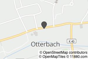 Auf Stadtplan Otterbach, Pfalz anzeigen