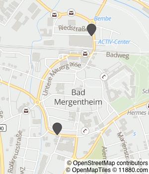 Spielhalle Bad Mergentheim - Adressen im Telefonbuch